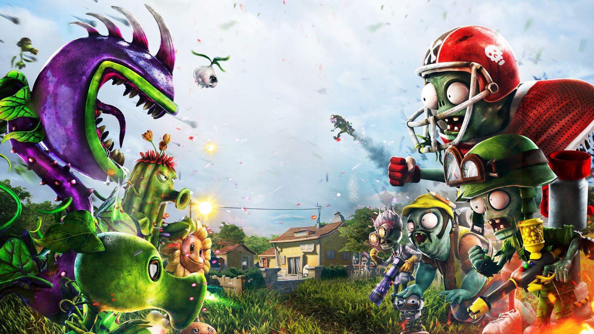 Plants vs Zombies Garden Warfare DDX for PC – Plants Vs Zombies Garden